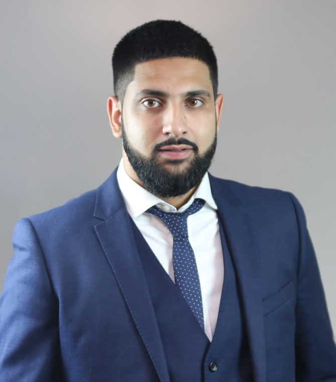 Saqib Mohammed